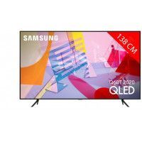 TV QLED 2020 - 55 pouces QLED SAMSUNG - QE55Q60TAUXXC