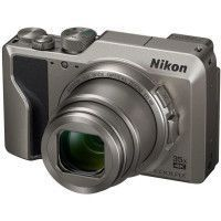 NIKON COOLPIX A1000 Appareil photo compact 16Mp CMOS 35x, 3.0 1036k Tilt TP, 4k, EVF - Argent