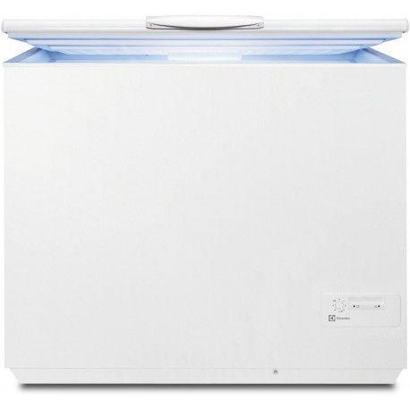 Electrolux EC3230AOW2 Congélateur coffre - 105 cm - 300 L - Blanc