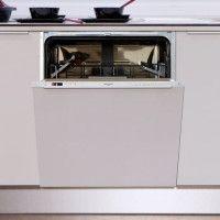 Whirlpool WKIC3C26 Lave-vaisselle encastrable - 59.8 cm - Argent