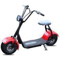 MOOVWAY Mini scooter electrique - MINI COCO Rouge Clair