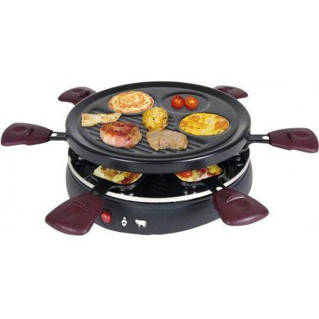 Appareils a raclette et fondue RAC 1008 CS
