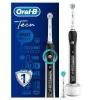 ORAL-B - 80298429 - TEEN Black - Brosse a Dents Electrique