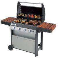 CAMPINGAZ Barbecue a gaz Class 4 bruleurs - Fonte emaillee