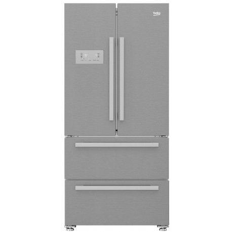 Beko GNE60522X - Réfrigérateur Multi portes