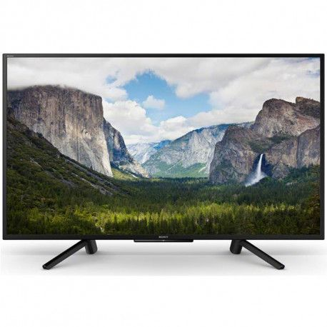Sony TV 43 pouces Direct LED Full HD / HDR / X-Reality pro / XR400Hz / Smart SONY - KDL43WF660B