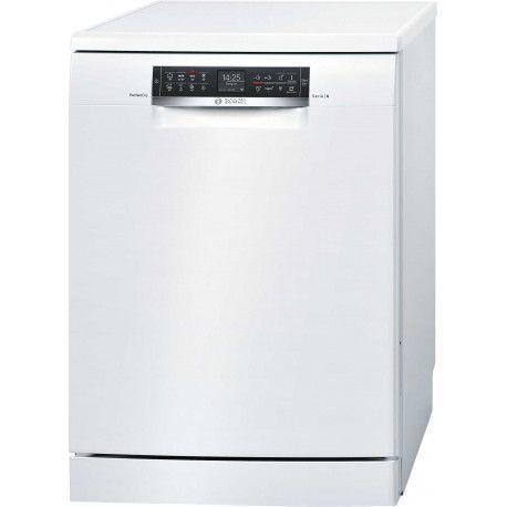 Bosch Serie 6 PerfectDry SMS68TW16E Lave-vaisselle - 60 cm - Blanc