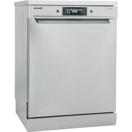 Sharp QW-GT31F452I Lave-vaisselle - 59.8 cm - Inox