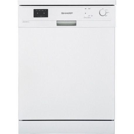 Lave-vaisselle 60 cm SHARP QWGX 12 F 472 W