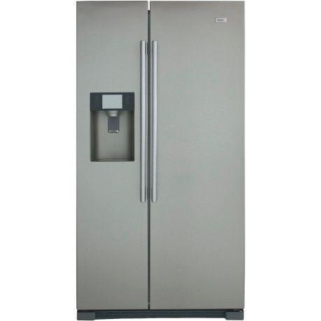 Haier HRF-628IF6 Réfrigérateur/Congélateur américain - 90,8 cm - 550 L - Argent