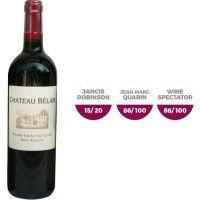 Chateau Belair 2007 Saint Emilion Grand Cru - Vin rouge de Bordeaux