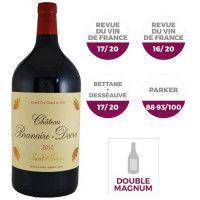 Double Magnum Chateau Branaire Ducru 2012 Saint-Julien - Vin rouge de Bordeaux