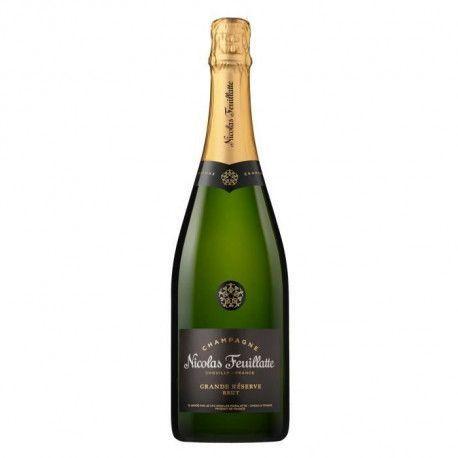 Champagne Nicolas Feuillatte Grande Reserve Brut 75cl