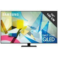 Smart TV 75 pouces SAMSUNG 4K UHD, QE 75 Q 80 T