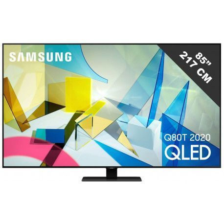 Samsung Télé LED 85 pouces SAMSUNG QE 85 Q 80 T