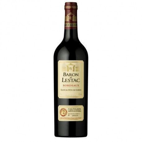 Baron De Lestac Bordeaux - Vin rouge Bordeaux