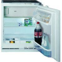 Réfrigérateur combiné 126L Froid Ventilé HOTPOINT 60cm A+, HOT8007842777932