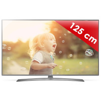 LG 49UJ670V - 123 cm - Smart TV LED - 4K UHD - 100 Hz