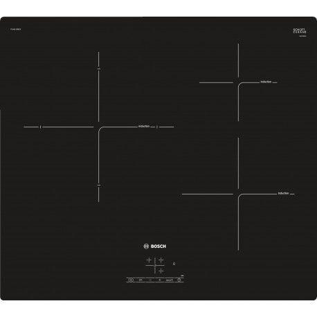 Bosch Serie 4 PUJ611BB1E - Table de cuisson à induction