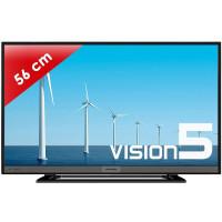 Grundig Vision 5 22 VLE 5520 BG - 55 cm - TV LED - Hospitalité - 1080p