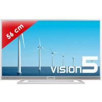 Grundig 22 VLE 5520 WG - 55 cm - TV LED - Hospitalité - 1080p