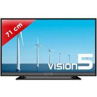 Grundig 28 VLE 5500 BG - 70 cm - TV LED - Hospitalité - 720p
