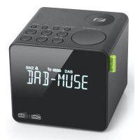 RADIO REVEIL MUSE - M187CDB