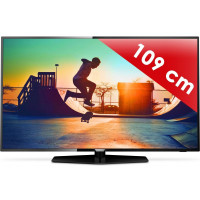 Philips 6000 Series 43PUS6162 - 108 cm - Smart TV LED - 4K UHD