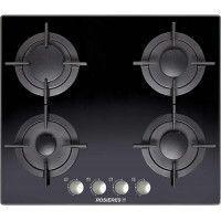 Rosières RGV64FM PN table de cuisson au gaz - 60 cm