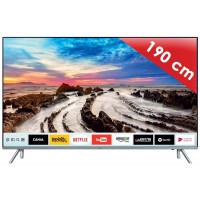 "TV SAMSUNG BRUN UE 75"" MU 7005"