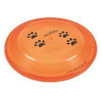 TRIXIE Dog Activity Dog Disc 23cm - Coloris aleatoire - Pour chien