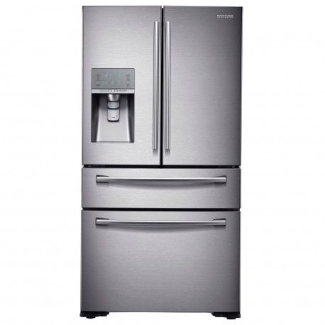 SAMSUNG RF24HSESBSR Réfrigérateur multiporte - 372L - Inox - A +