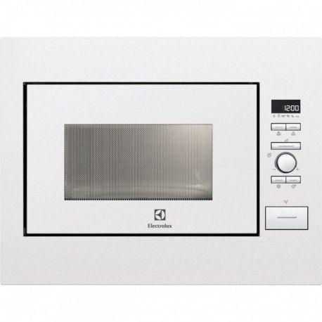ELECTROLUX EMS26004OW Four micro-onde - 26 L - 900 W - Blanc - 32.5 cm