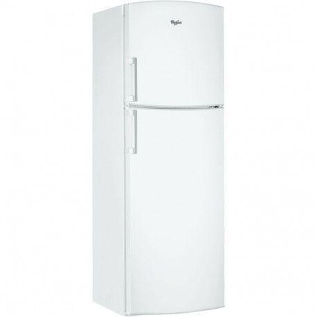 WHIRLPOOL WTE3113W Réfrigérateur - Congélateur en haut - A + - 228 L - 88 L - Blanc