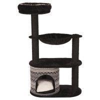 TRIXIE Arbre a chat Giada 112cm - Noir et blanc - Pour chat