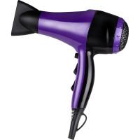 Kalorik PRO TKG HD 1006 D - Sèche-cheveux - 2000 W - Noir/Violet
