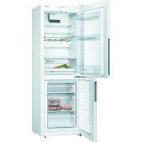 Réfrigérateur combiné 287L Froid Brassé BOSCH 60cm A++, KGV33VWEAS