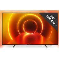 TV LED - LCD 50 pouces PHILIPS 4K UHD, 50 PUS 7805/12