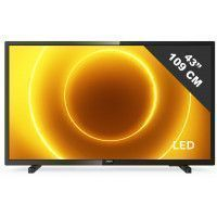 TV LED - LCD 43 pouces PHILIPS Full HD 1080p, 43 PFS 5505/12/1