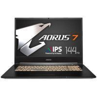 GIGABYTE PC Portable - AORUS 7 SA-7FR1130SH - 17,3 LG FHD - 144Hz - Core i7-9750H - RAM 16Go - 512Go SSD - GTX 1660 TI - Windows