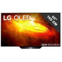 TV LED - LCD 165 pouces LG 4K UHD A, OLED 65 BX 6 LB