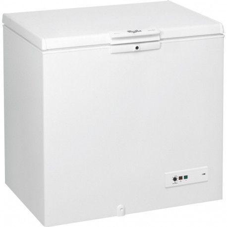 Whirlpool WHM31112 Autonome Coffre 311L A++ Blanc congélateur
