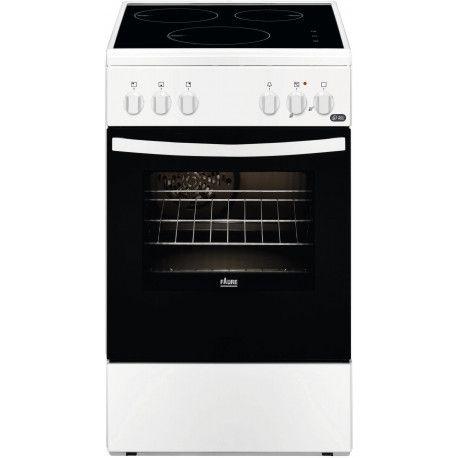 FAURE FCI5525CWA Cuisinière induction - A - Electrique - 54 L - Blanc