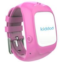 Kiddoo montre connectée pour enfant rose