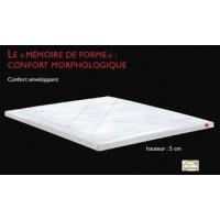 Epeda - Tête de lit ACTIF MEMO blanc - 90x200