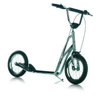 "TROTTINETTE ENFANT POWERKICK 16"" CP"