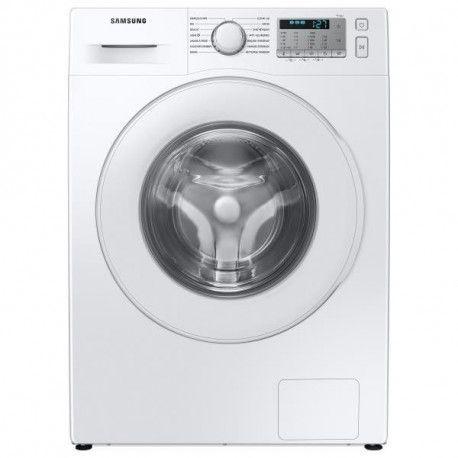 Samsung Machine à Laver Frontale WW5000 - 8kg (61L) - 1400t - B - 72dB - DIT - SAMSUNG - WW80TA046TH