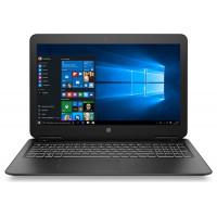 """HP Pavilion 15-bc301nf - Ordinateur portable 15.6"""" - Core i5 7200U 2,5 GHz - 4 Go RAM - 1 To HDD - Noir céleste"""