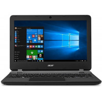 """Acer Aspire ES 11 ES1-132-C9EF - Ordinateur portable 11.6"""" - Celeron N3350 1,1 GHz - 4 Go RAM - 32 Go SSD - Noir minuit"""