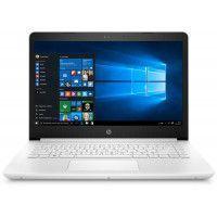 """HP 14-bp005nf - Ordinateur portable 14"""" - Core i5 7200U 2,5 GHz - 4 Go RAM - 128 Go SSD - Blanc neige/Motif de texture tissée"""